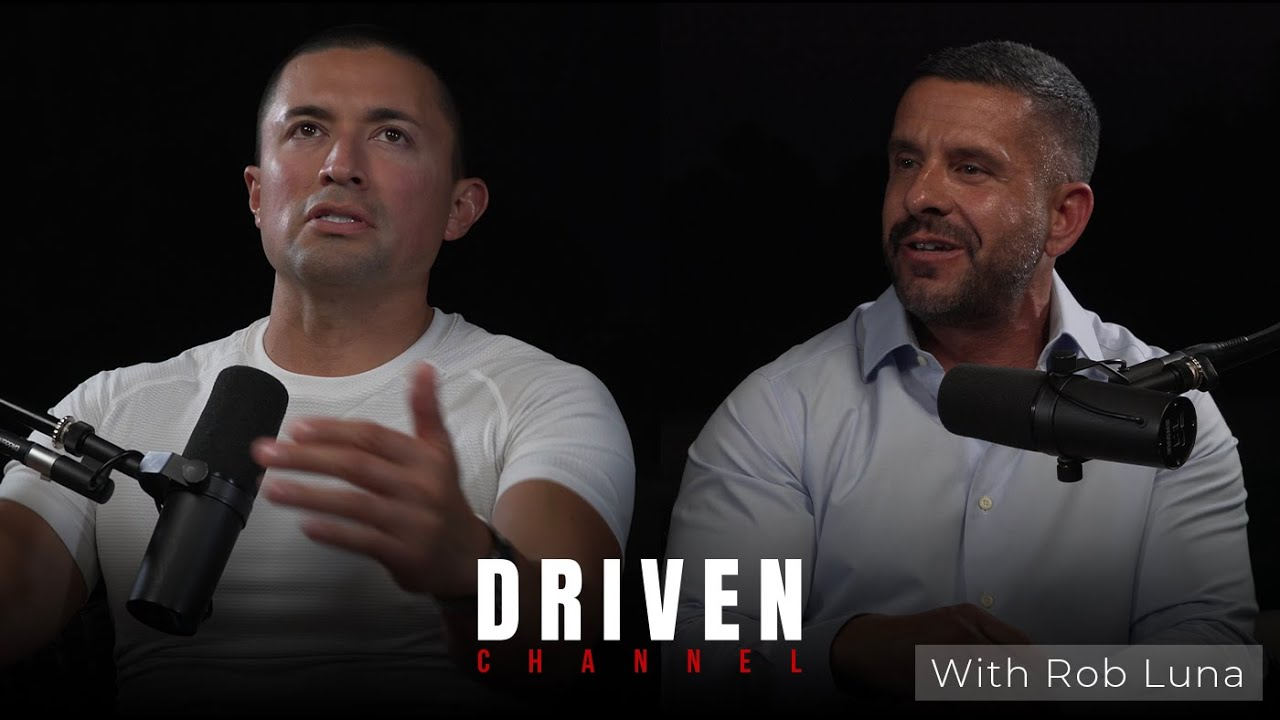 Download #17 Driven Couples - Company Valuation and Private Equity with Rob Luna