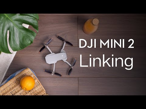 DJI Mini 2 | How to Link the Remote Controller