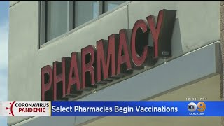 Walgreens, Rite-Aid Start Offering COVID-19 Vaccines
