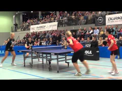 2015 - BL 2015 ttc berlin eastside vs  TTV Hövelhof