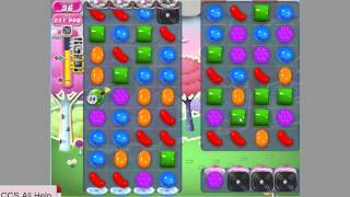 Candy Crush Saga level 949 No Boosters