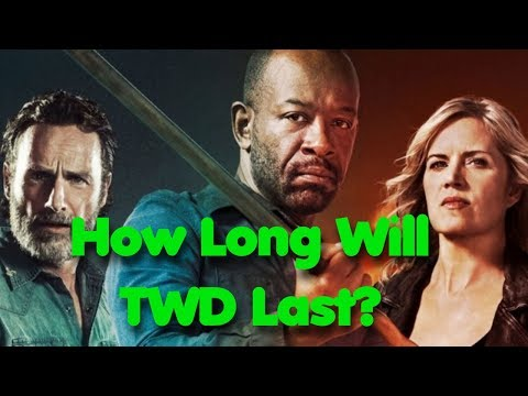 Lennie James on if TWD & FTWD Can Survive Without Rick and Madison! How Long Will These s Last?