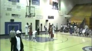 High School Basketball Player Attacks Referee After Bad Call!