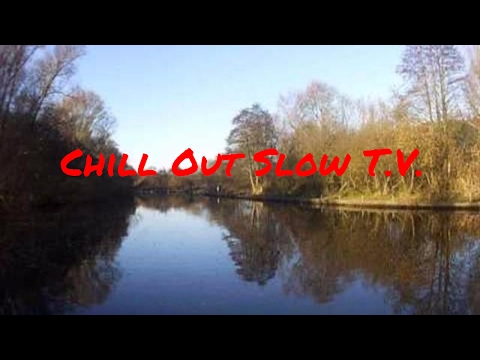 Coltishall Slow TV Boat River Cam- (Chill Out Slow T.V.) Ep7