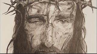 DRAWING JESUS CHRIST!!!