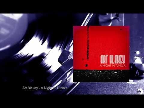 Art Blakey - A Night in Tunisia (Full Album)