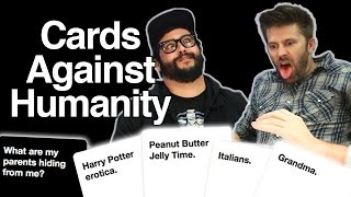 The Dark Cards Against Humanity!
