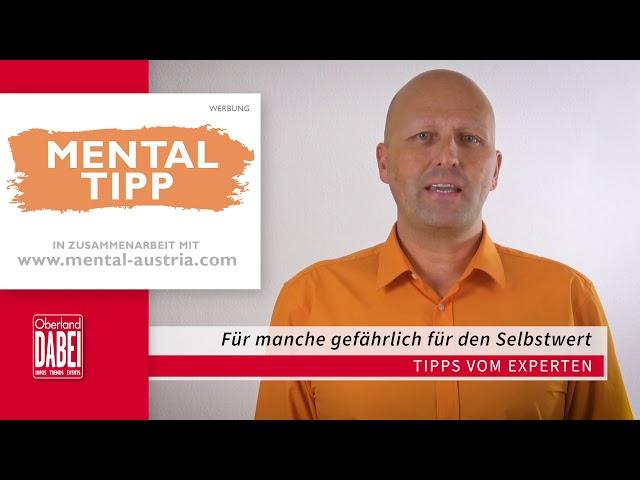 Oberland DABEI Mental-Tipp 13.01.2021