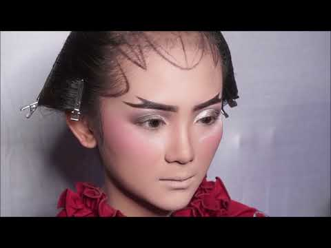Proses Makeup Solo Basahan By Ratna Hidayati Success WO
