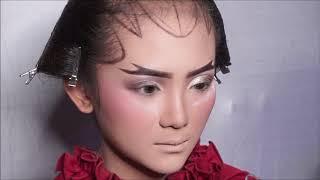 Proses Makeup Solo Basahan by Ratna Hidayati Success WO