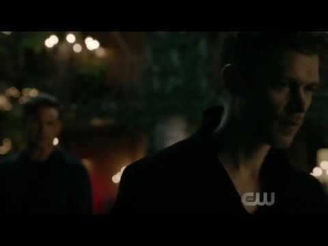 The Originals 4x08 Alaric and Klaus talk about Caroline