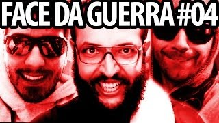 FACE DA GUERRA #04 - ZIGUEIRA, TVG E BULBASSAURO