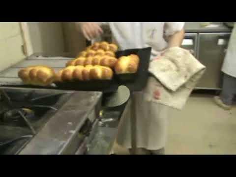 film sur une petite boulangerie artisanale