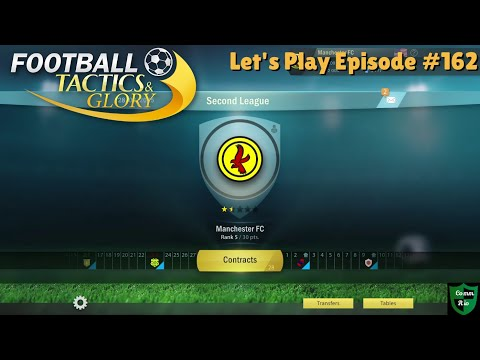 Still Trying To Find Our Way-Let's Play Football Tactics & Glory Ep. 162 |