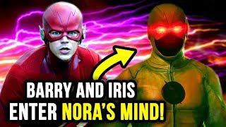 Will THIS Finally Expose Nora's Betrayal? - The Flash 5x12 Trailer Breakdown