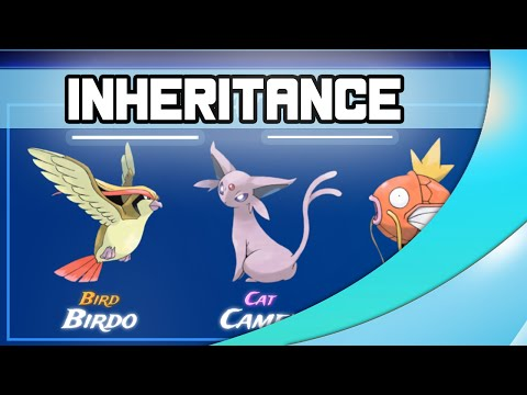 Inheritance ( C# Tutorial ) - Game Mechanics - Unity 3D
