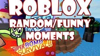 ROBLOX - Funny/Random Moments Part 2! [SBS,NDS]