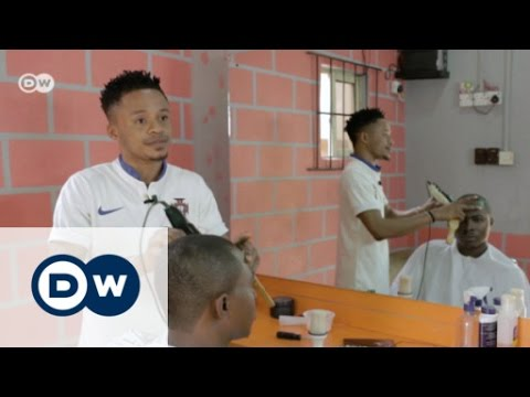 Nigeria's solar stylists | DW English