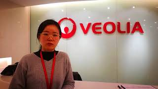 GOM 2018 : REN Yuan, Project Manager, Veolia China, Chongqing