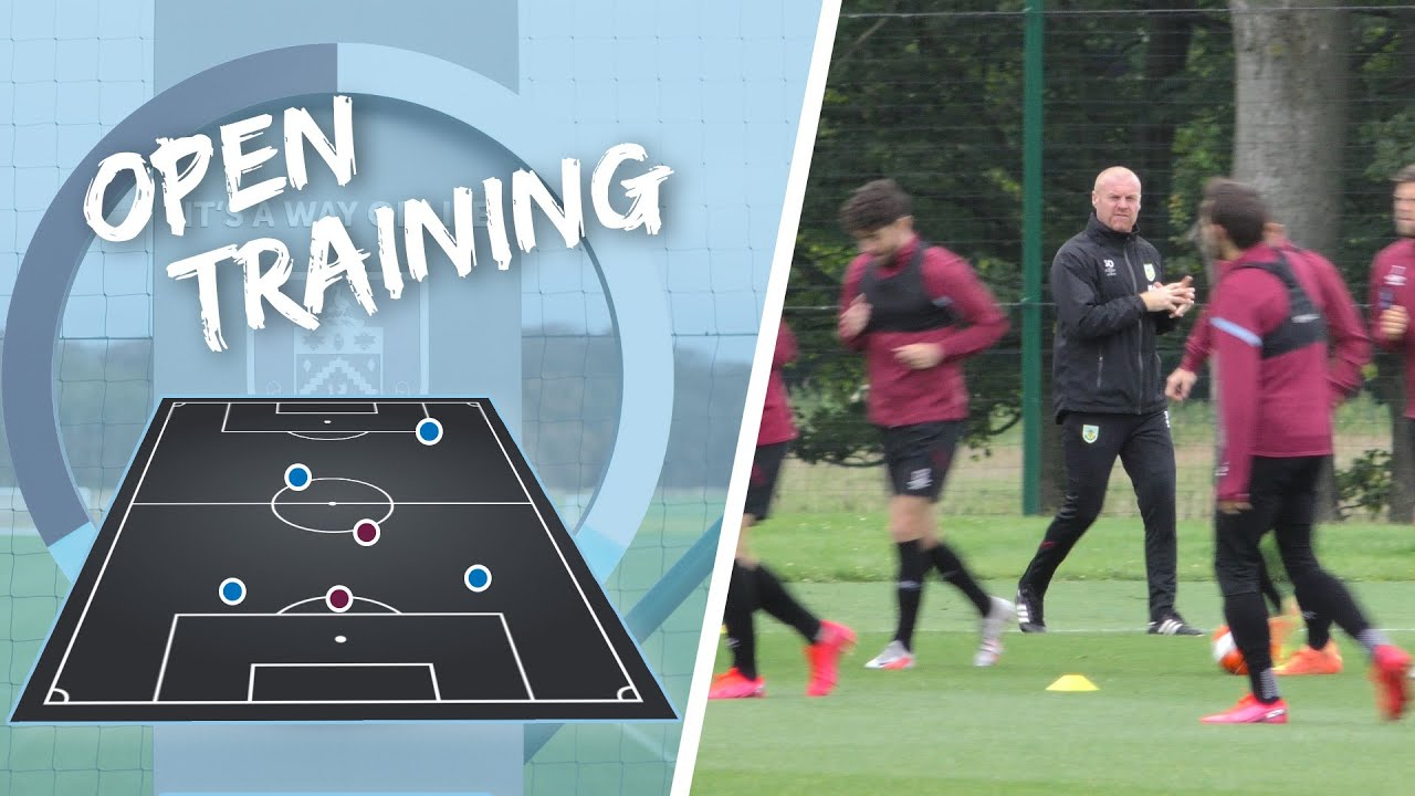 TRAINING | SIDELINED CLARETS WELCOMED BACK