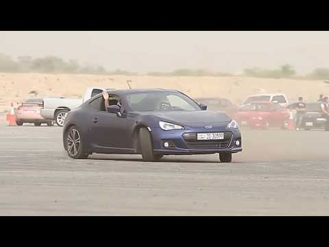 Kuwait Motor Racing Club Drift 965 HD