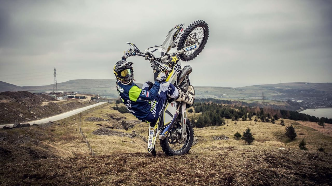 Graham Jarvis - The King of Hard Enduro