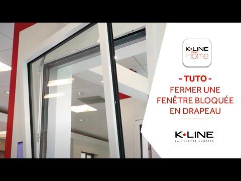 Tutoriel Kline Comment Fermer Une Fenêtre Bloquée En Drapeau