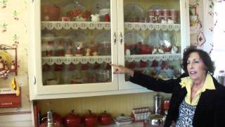 Decorating Idea - Kitchen Cabinet Quick Tip