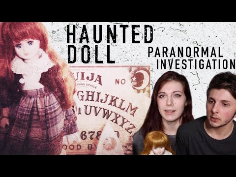Talking To Our Haunted Doll | Something Else Was There...
