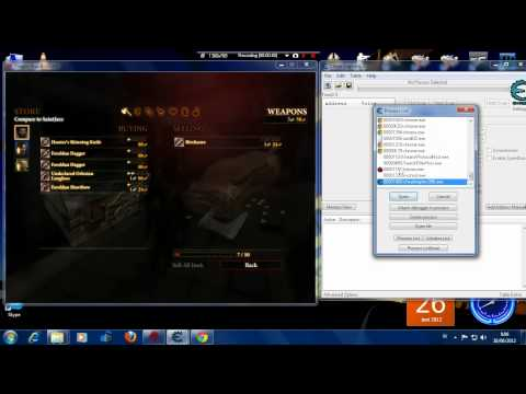 Dragon Age II Cheat Engine (Gold/Money)