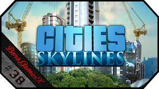 Zagrajmy w Cities: Skylines | #38 | Ropa , Burj Al Arab , no prawie jak w Dubaju