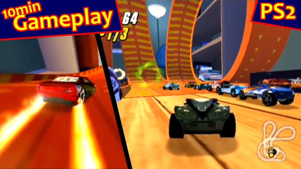 Hot Wheels Beat That Ps2 Youtube