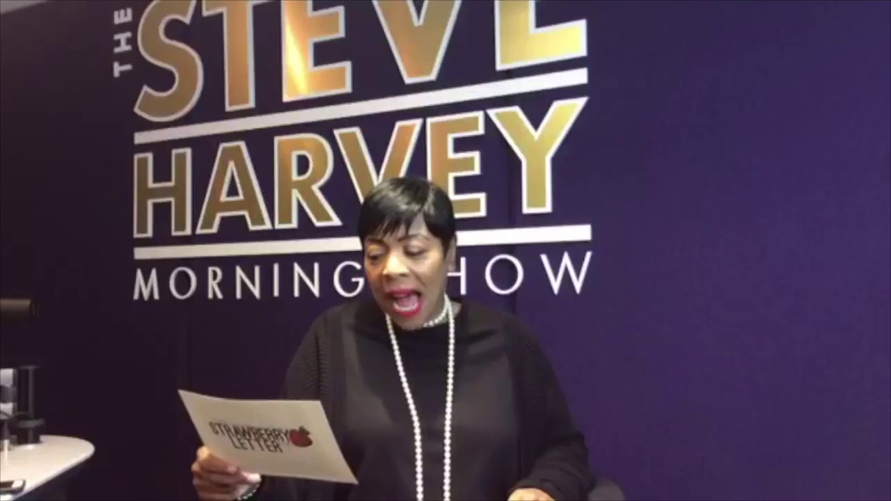 Steve Harvey Morning Show Strawberry Letter Live After Show 1 18