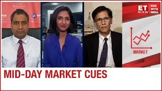 Rohit Agarwal of Kotak Life Insurance & Atanu Mukherjee of M N Dastur & Co. speak to ET NOW