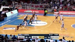 Anadolu Efes - Pınar Karşıyaka | Spor Toto Play-Off Final 2.Maç
