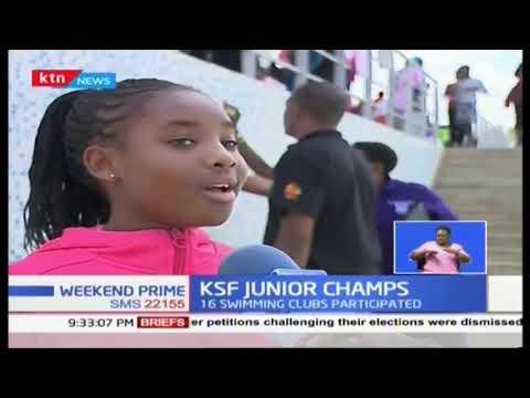 Makini School Sports Academy dominates swimming competition in Nairobi