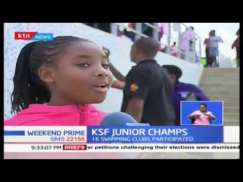 Makini School Sports Academy dominates swimming competition in Nairobi