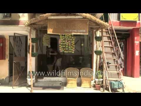 Morung ki - A Nagamese restaurant in South Delhi