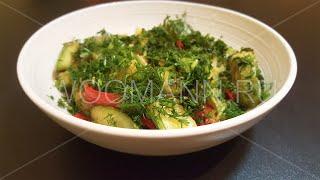 Вкусное блюдо из кабачков на сковороде Турецкие рецепты