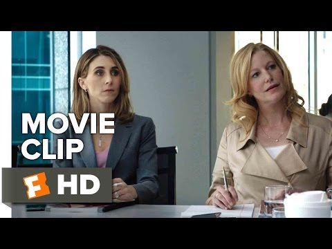 Equity Movie CLIP - Party (2016) - Anna Gunn Movie