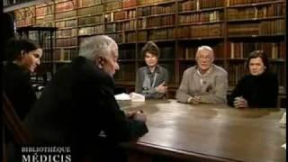 """Philippe Sollers """"Un vrai roman Mémoires"""" (1/2)"""