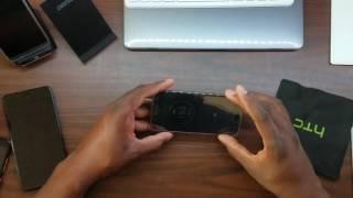 Moto G5 Plus Tempered Glass installation!
