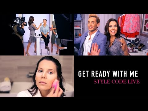 GET READY WITH ME | Style Code Live