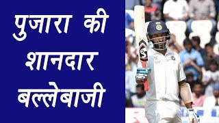 India Vs Australia 2nd Test : Cheteshwar Pujara OUT for the first time in 90s |  वनइंडिया हिंदी