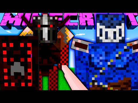 "МАГИЯ В MINECRAFT! Обзор мода Minecraft  ""Arcana RPG"""