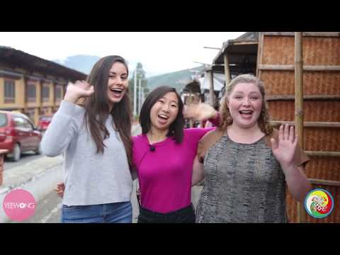 WHERE TO GO SOUVENIR SHOPPING IN BHUTAN