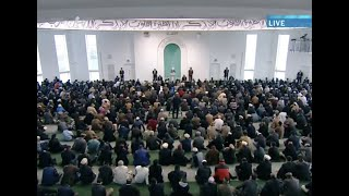 Freitagsansprache 8. Februar 2013 - Islam Ahmadiyya