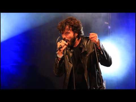 Francesco Renga - Angelo LIVE (Luogosanto Sardegna 06-09-2013)