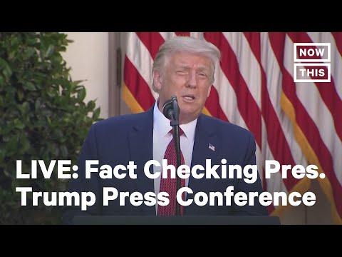 Fact Checking Pres.