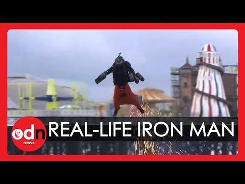 Britain's Real-life Iron